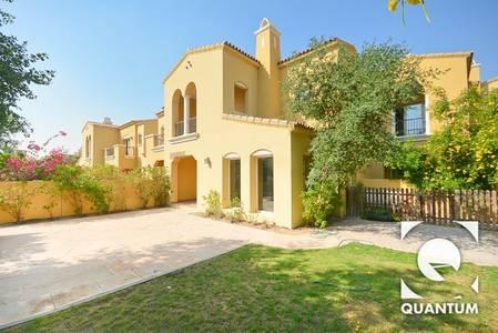 2 Bedroom Townhouse for Rent in Arabian Ranches, Dubai - Fantastic Type B | Single row | Palmera 1