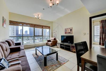 1 Bedroom Flat for Rent in Dubai Marina, Dubai - Fully Furnished 1BR Apartment in The Point