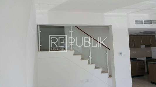 3 Bedroom Villa for Rent in Al Samha, Abu Dhabi - Brand New and Modern 3BR+M Villa in Al Reef 2