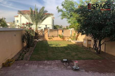 2 Bedroom Villa for Rent in Jumeirah Village Triangle (JVT), Dubai - Converted Townhouse - Well Maintained