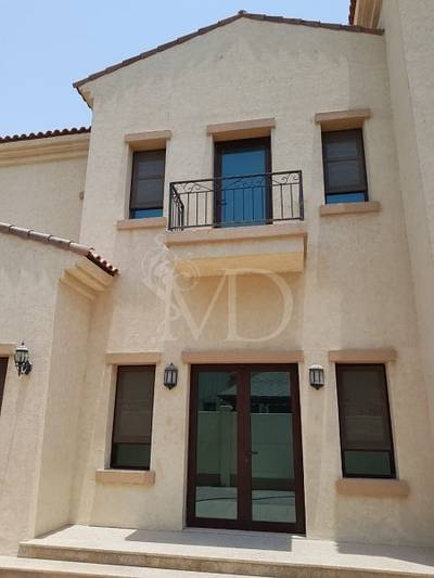 5 Bedroom Villa for Sale in Al Salam Street, Abu Dhabi - Single row villa