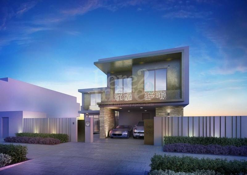 Spacious and Modern Living in Yas Acres 4BR Villa