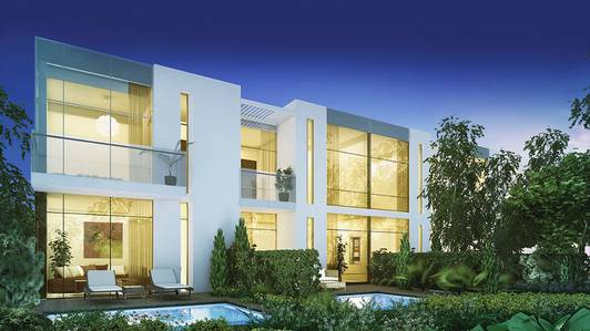 - The best fully furnished villa with 10 years free Service charge