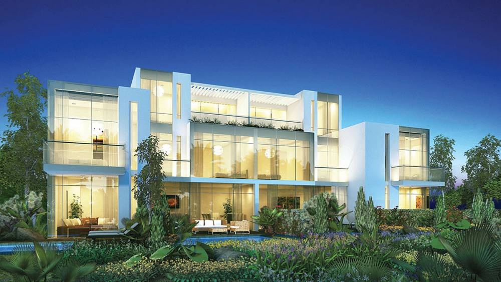 Own 4 Bedroom Villa In The Biggest Green Community