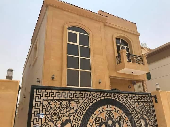 Villa for sale in ajman Free hold villa.