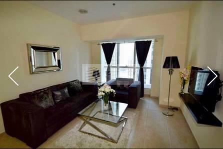 2 Bedroom Flat for Sale in Dubai Marina, Dubai - Spacious 2BR+Balcony| Good Rental Return