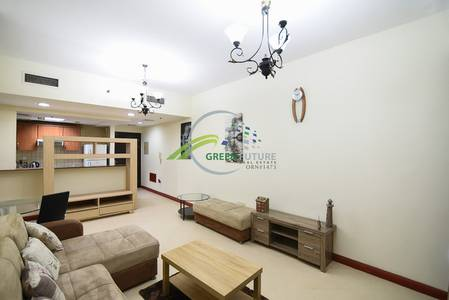 1 Bedroom Flat for Rent in Dubai Marina, Dubai - Furnished ONE bedroom in marina close to metro 7350 inclusive bills