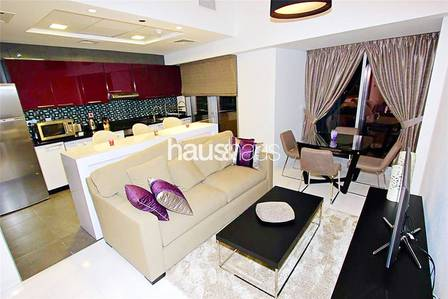 1 Bedroom Apartment for Rent in Dubai Marina, Dubai - Luxury | Fully Furnished | Marina View |