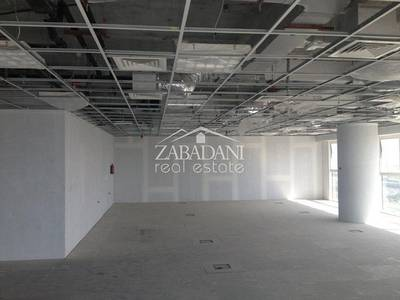 Floor for Sale in Jumeirah Lake Towers (JLT), Dubai - Full High Office Floor for sale in Swiss Tower in JLT