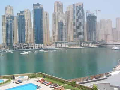 2 Bedroom Apartment for Rent in Dubai Marina, Dubai - Biggest 2 Beds Apt with full Marina View