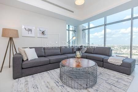 2 Bedroom Apartment for Rent in Downtown Dubai, Dubai - Landmark Living|Heart of Downtown Dubai!
