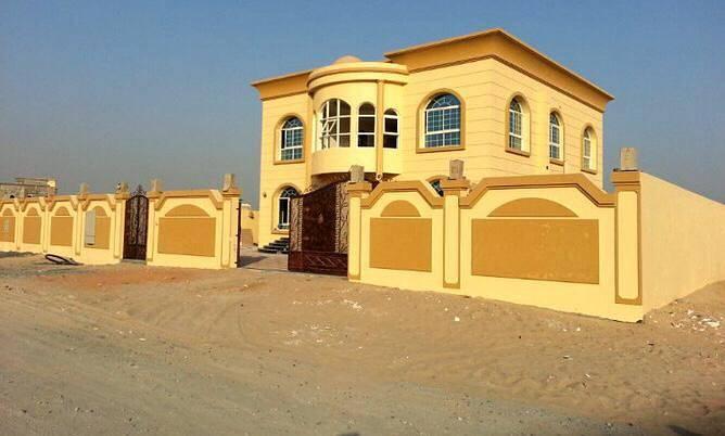 4 Bedroom Villa in Al Barsha South 2. . .