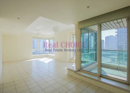3 Bedroom Flat for Rent in Dubai Marina, Dubai - Vacant and ready for move in|Unfurnished