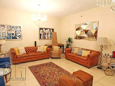3 Bedroom Apartment for Sale in Jumeirah Beach Residence (JBR), Dubai - Vacant On Transfer | Partial Sea View