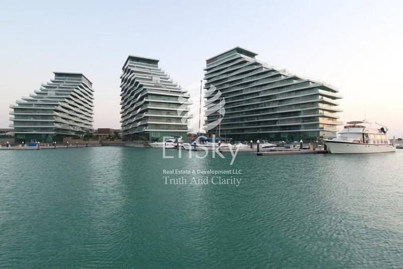 Luxurious Apartment in Al Bandar Community Available !