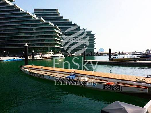 2 Excellent Waterfront Property with huge Balcony