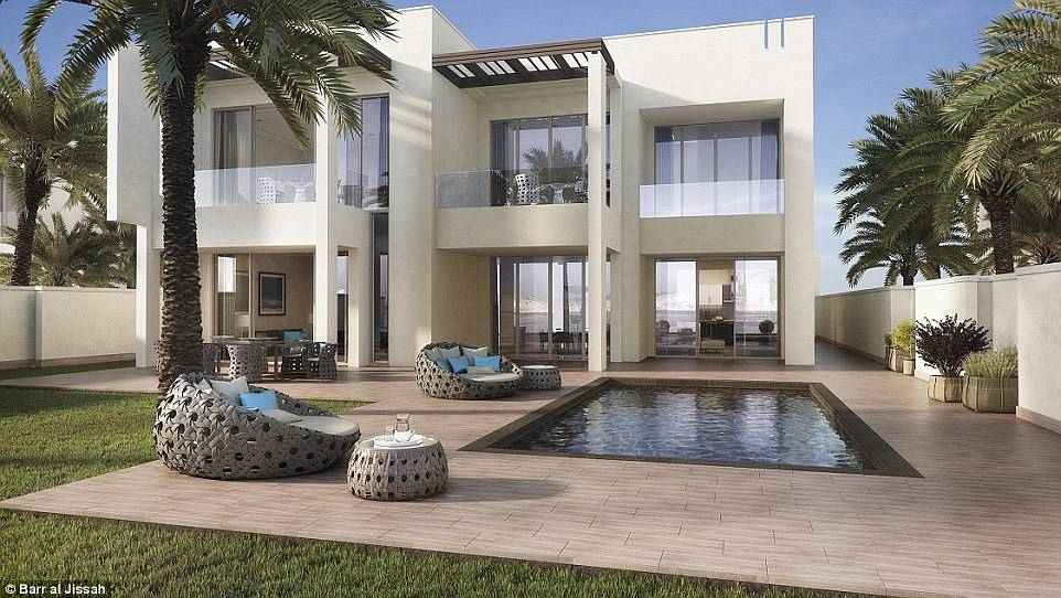 IN THE HEART OF DUBAI own a cheapest villa at all and PAY ON installments 8 YEARS.