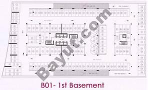 Bayswater Tower Basement 1
