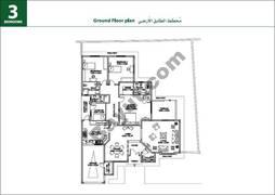 3 Bedroom Villa Type C1