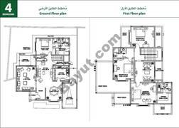 4 Bedroom Villa Type B4