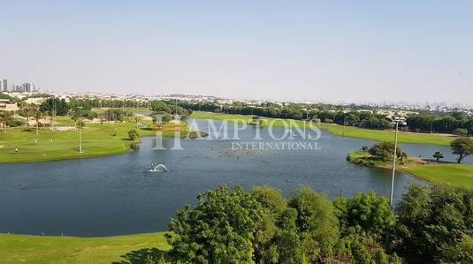 3 Bedroom Flat for Rent in The Hills, Dubai - Full Golf Course views 3 Br + Maids