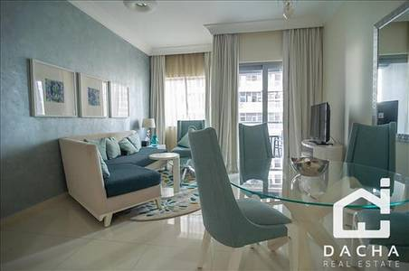 1 Bedroom Apartment for Rent in Downtown Dubai, Dubai - LUXURY FURNISHED 1 BEDROOM CHILLER FREE!