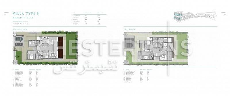 16 Type 6 Villa I Brand New I Modern Community