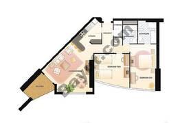2 Bedrooms Apartment 1