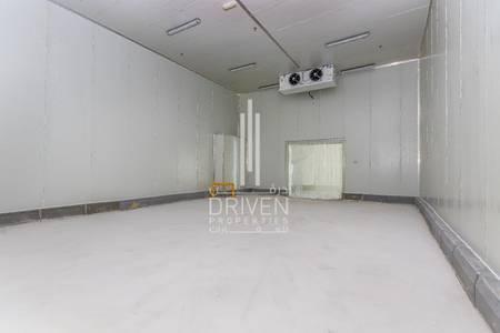 مستودع  للبيع في مجمع دبي للاستثمار، دبي - Cold storage in DIP ready to move in