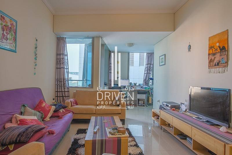 2 Largest 1 Bedroom Apartment | Sea facing