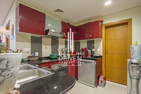 1 Bedroom Apartment for Sale in Dubai Marina, Dubai - Largest 1 Bedroom Apartment | Sea facing