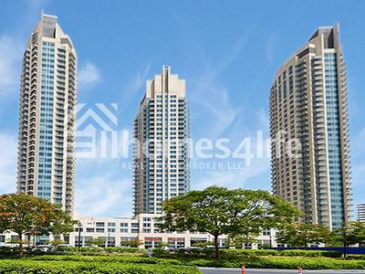 1 Bedroom Apartment for Rent in Downtown Dubai, Dubai - Well Maintained 1 BR | Burj Views Podium