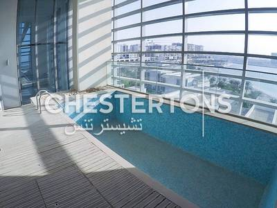 5 Bedroom Flat for Rent in Al Raha Beach, Abu Dhabi - Pure Luxury  I 4 cheques I 0 commission