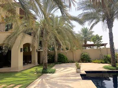 4 Bedroom Villa for Sale in Saadiyat Island, Abu Dhabi - Majestic living with a golf course ciew!