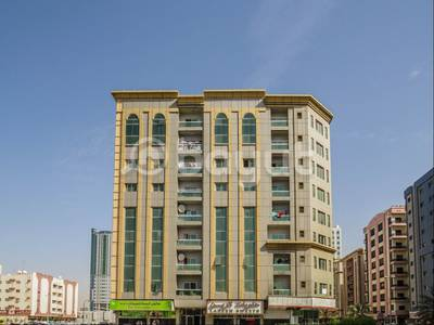 2 Bedroom Flat for Rent in King Faisal Street, Ajman - Abu Jemeza Building 3