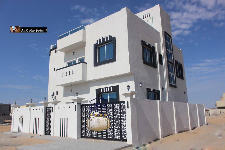 Villa For Sale in Ajman Near to Sheik Muhammad Bin Zayd Road