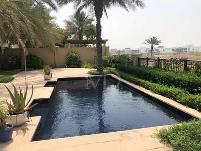 4 Bedroom Villa for Rent in Saadiyat Island, Abu Dhabi - High Luxury living and privacy on the top