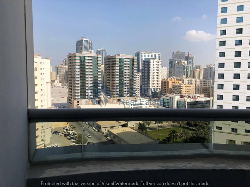 Very Big 3 Bedroom with Balcony in Al Taawun