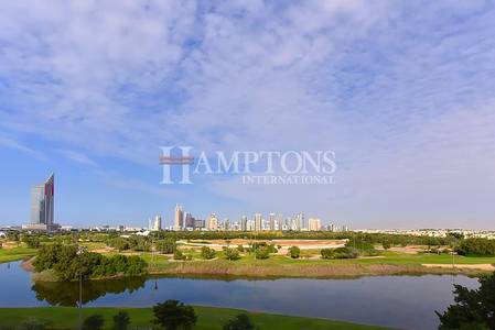 3 Bedroom Apartment for Rent in The Hills, Dubai - Best layout Panoramic Golf Course views!
