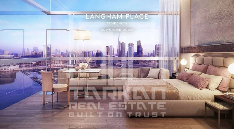 2 LANGHAM Impact on Your Lifestyle FOREVER