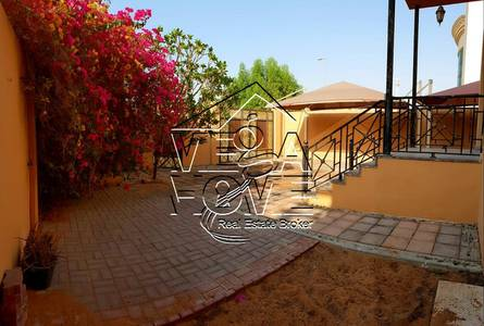 4 Bedroom Villa for Rent in Khalifa City A, Abu Dhabi - 4 M BED VILLA W/ LOVELY GARDEN AND PRIVATE ENTRANCE