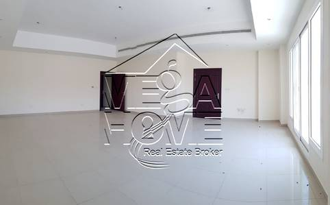 5 Bedroom Villa for Rent in Khalifa City A, Abu Dhabi - 5- MBR VILLA W/DRIVER ROOM AND PRIVATE ENTRANCE