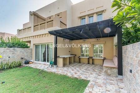 4 Bedroom Villa for Rent in The Lakes, Dubai - Fully upgraded | Brand new type B villa.