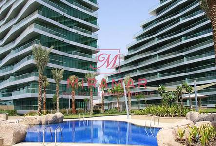 3 Bedroom Apartment for Rent in Al Raha Beach, Abu Dhabi - LARGE SIZE TERRACE HIGH FLOOR SEA VIEW