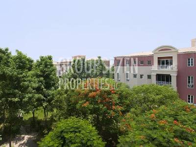 1 Bedroom Apartment for Rent in Green Community, Dubai - Large 1 BR for rent in Garden West Green Community East