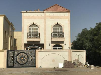 5 Bedroom Villa for Sale in Al Mowaihat, Ajman - A very excellent villa for sale with bank financing