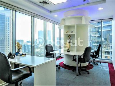 Office for Rent in Business Bay, Dubai - FURNISHED READY OFFICE , OPAL TOWER BUSINESS CENTER BUSINESS BAY