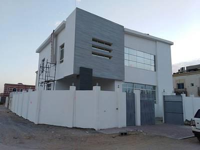 5 Bedroom Villa for Sale in Al Rawda, Ajman - Villa Corner Corner two streets excellent location finishing magnificence large building area large