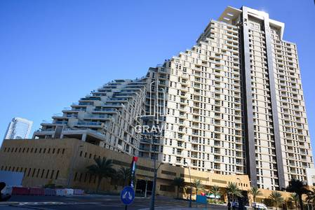 3 Bedroom Flat for Rent in Al Reem Island, Abu Dhabi - GOOD DEAL! Vacant - High floor 3BR in Mangrove w/ balcony