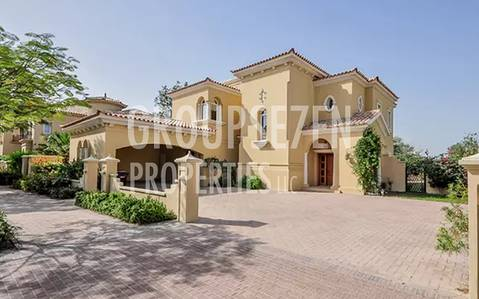 3 Bedroom Villa for Rent in Arabian Ranches, Dubai - 3 Bdr Family Home Quite location Well maintained